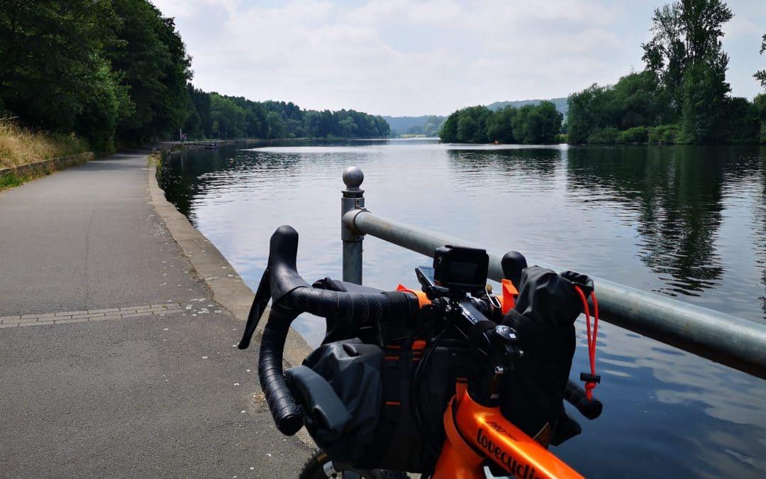 Video 5W Radtour 🚴🏽♂️ Tag 1 und 2 von Wesel bis Meschede